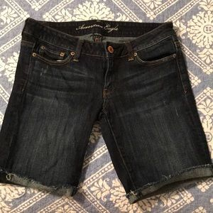American Eagle boy shorts
